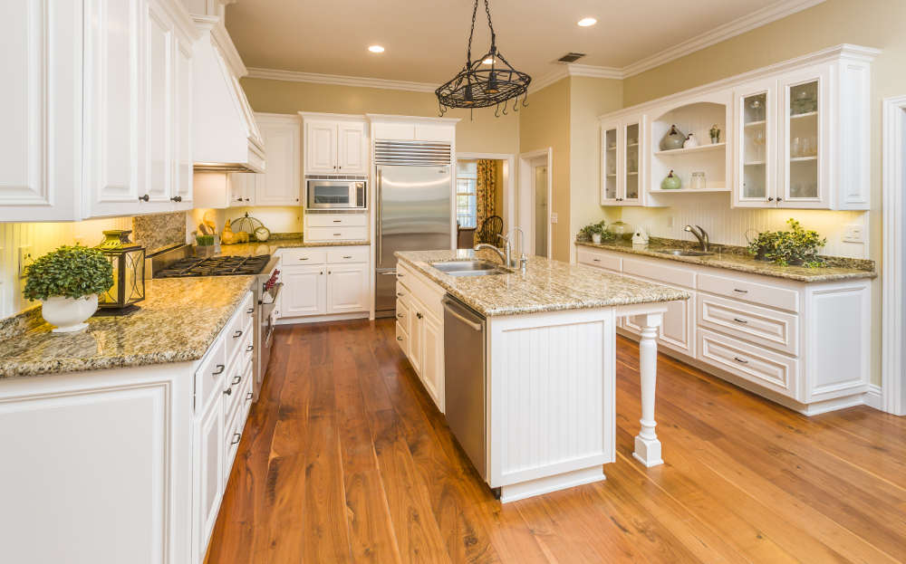 Eco friendly kitchen design victorville murphy for Eco friendly kitchen products