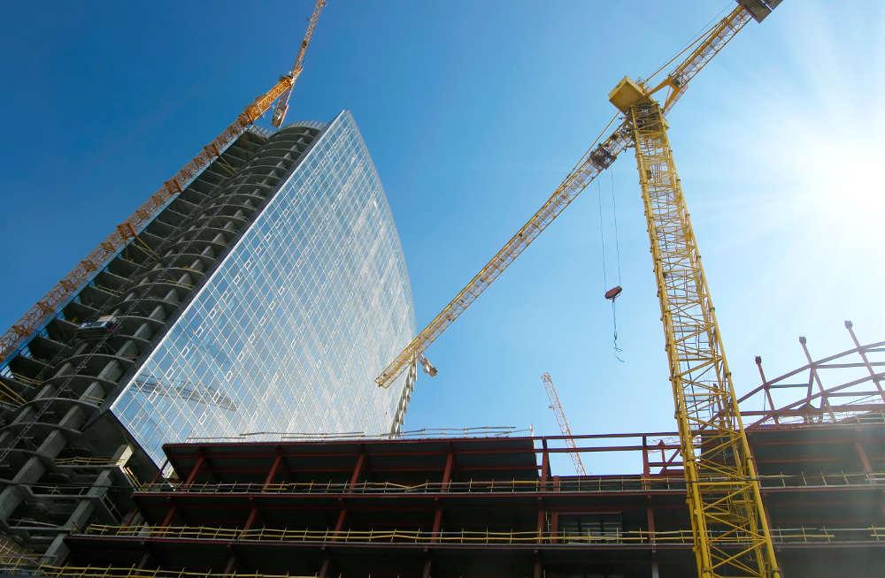An Exploration of Industrial Construction | High Desert Murphy Construction