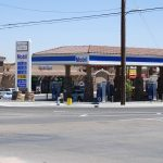 murphy construction mobil gas station
