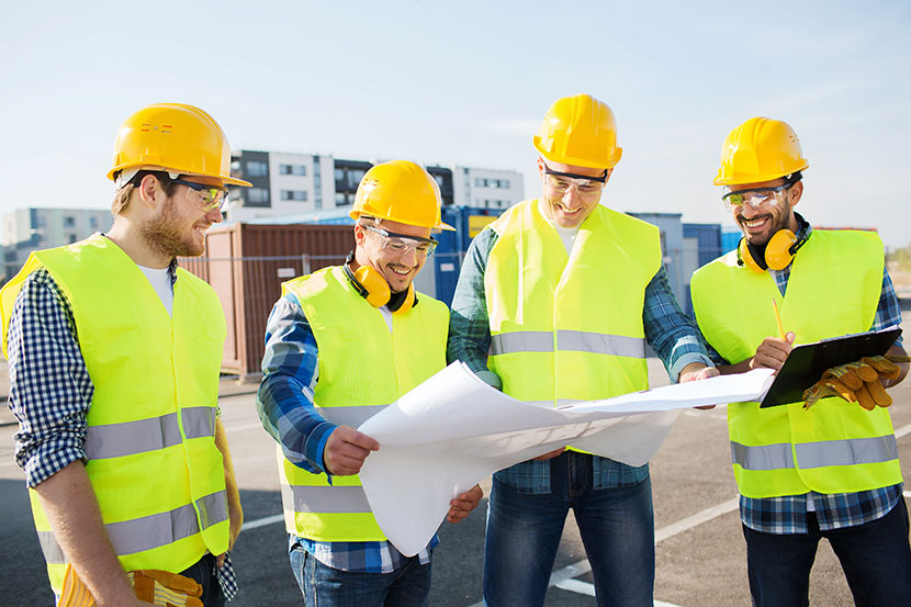 The Six Aspects of Construction Management