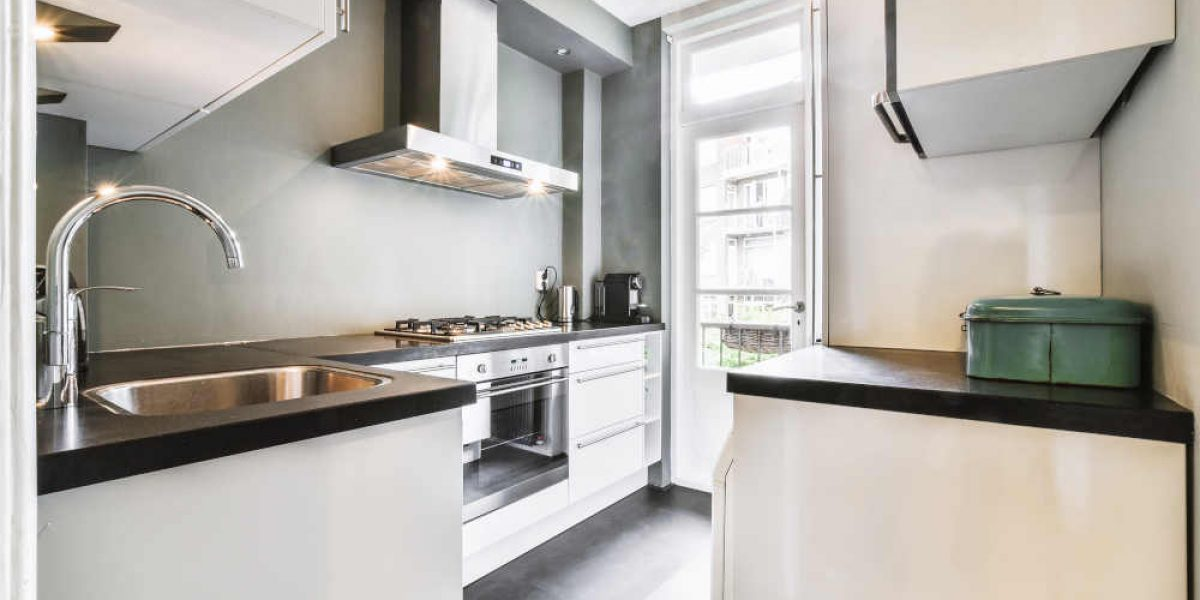 Remodeling Your Small Kitchen to Make it More Functional