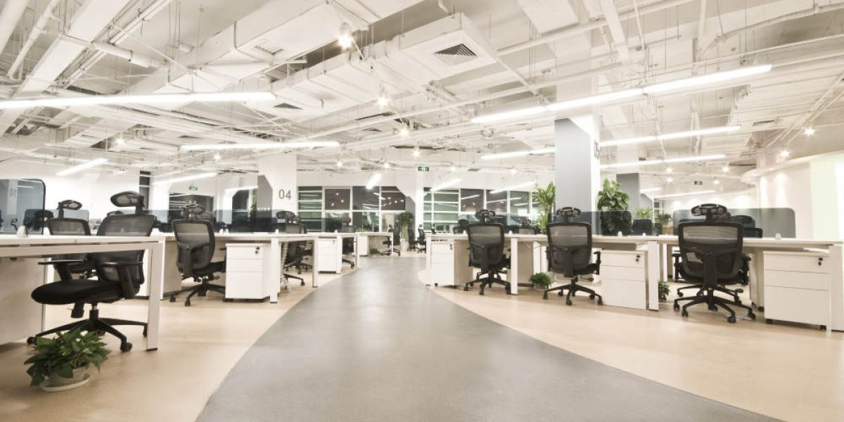 Why an Open Design Could Be the Right Remodel or Build Plan for Your Business